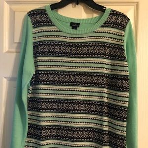 Rue 21 sweater. Size large.